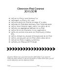 Classroom Ipad Contract