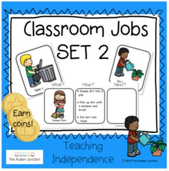 Classroom JOBS Set 2