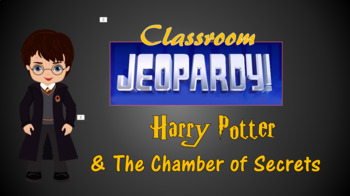 Classroom Jeopardy: Harry Potter & the Chamber of Secrets
