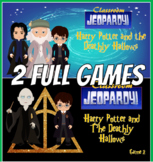 Classroom Jeopardy: Harry Potter & the Deathly Hallows Bundle (2 pack)