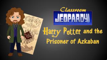 Classroom Jeopardy: Harry Potter & the Prisoner of Azkaban