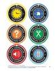 Elementary Classroom Jobs: Badges, Labels (K-6)