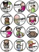 Classroom Job Buttons
