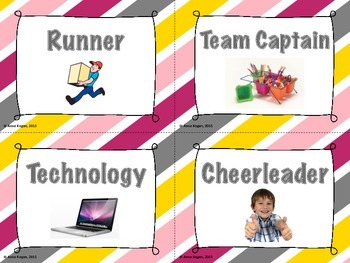Classroom Job Descriptions and Application