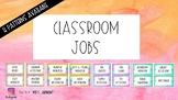Classroom Job Display