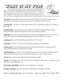 Classroom Job Explanations