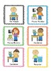 Classroom Job Labels -50 in all!