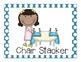 Classroom Job Posters {Polka Dot Backgrounds}