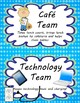 Classroom Job Posters with Visuals