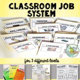 Classroom Job System