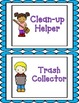 BACK TO SCHOOL Classroom Helpers
