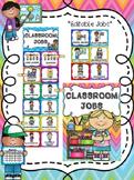 Classroom Jobs Clip Chart