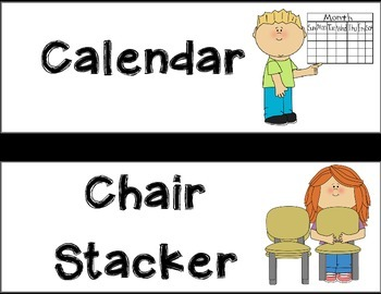 Visual Classroom Jobs