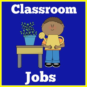 Job Chart | Printable Job Chart | Job Chart Cards