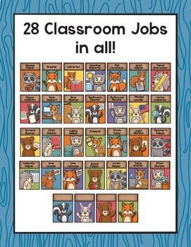 Woodland Classroom Jobs