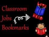 Classroom Jobs Bookmarks