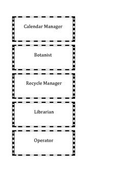 Classroom Jobs & Applications