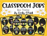 Classroom Jobs (Bee Theme)
