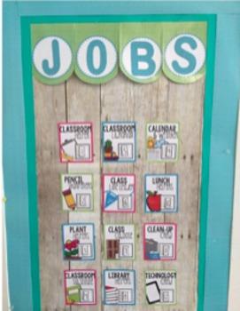 Classroom Jobs Black Series