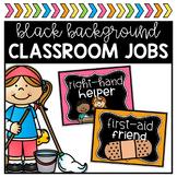 Classroom Jobs - Black