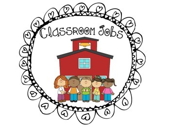 Classroom Jobs Bulletin Board {21 Jobs!}