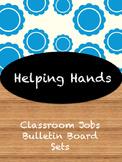 Classroom Jobs Bulletin Board Set