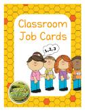 Classroom Jobs Busy Bee
