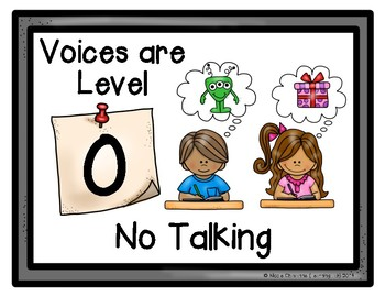 Classroom Management - Voice Level Control System