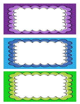 Classroom Jobs Clip Cards Freebie