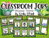 Classroom Jobs (Dinosaur Theme)