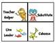 Classroom Jobs Dr. Seuss Theme
