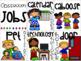 Classroom Job Chart Cards
