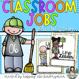 Classroom Jobs - Featuring Melonheadz Clipart