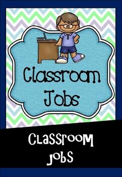 Classroom Jobs Full in Blue