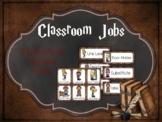 Classroom Jobs: Harry Potter Inspired