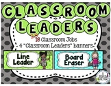 Classroom Jobs [Leadership Roles]