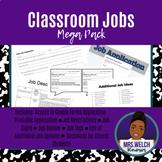 Classroom Jobs Mega Pack