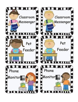 Classroom Jobs Now Available