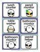 Classroom Jobs: Penguins
