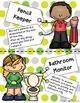 Classroom Jobs Polka Dots