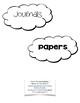 Classroom Jobs - Printable