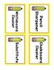 Classroom Jobs Printable Labels