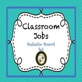 Classroom Jobs Set