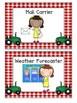 Farm Decor Classroom Jobs Signs