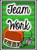 Classroom Jobs - Sports Theme - EDITABLE!