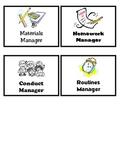 Classroom Jobs System