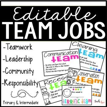 Classroom  Team Jobs
