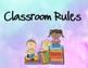 Classroom Jobs Tie Dye Theme (editable available!)