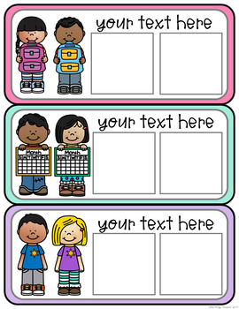 Classroom Jobs and Hand Signal Posters