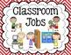 Classroom Jobs {chevron}